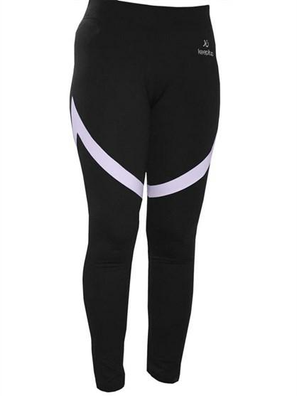 Fancy Leggings black/pink