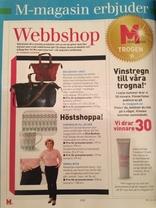 M Magazine Shop 2015