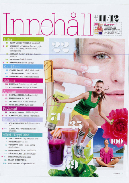 ToppHälsa #11 2012