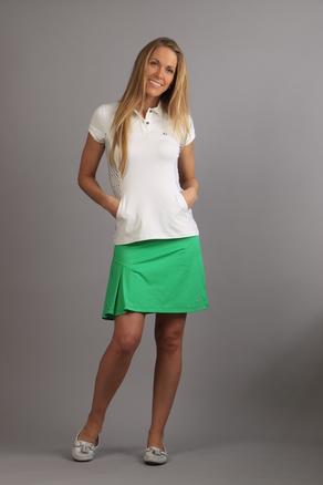 KIU Pleated Skirt green