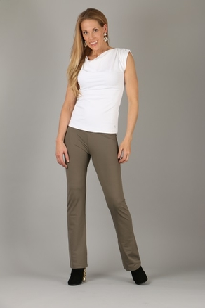 Jazzpants Crossover taupe